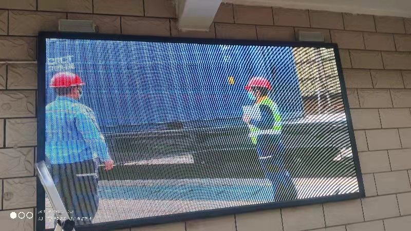 昆明烔莱商贸有限公司室内P6LED电子显示屏维修工程